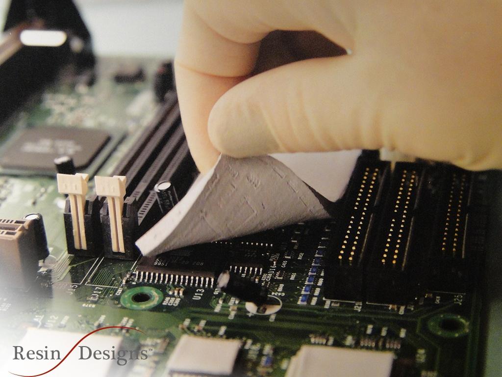 Applying Resin Designs Thermal Pad.jpg